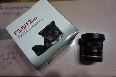 95新三阳  12mm F2