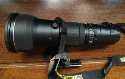 尼康 AF-S 600mm f/4G ED VR