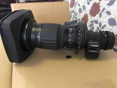 佳能HJ14X4.3 富士HA13X4.5 富士ZA12X4.5 B4口高清镜头!