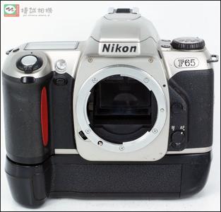 Nikon尼康 F65 单反相机135胶片机身 带天马电池盒/手柄