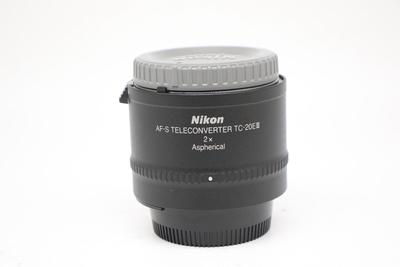 98新二手尼康 2X TC-20EIII TC20EIII三代增距镜增倍镜266430