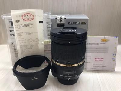 《天津天好》相机行 99新 行货带发票 腾龙24-70/2.8 Di VC USD