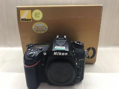 《天津天好》相机行 95新 行货带包装 尼康D7200机身