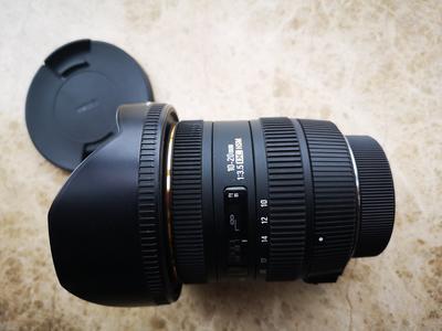 适马10-20mm f/3.5 EX DC HSM 尼康卡口