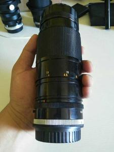 佳能EF卡口镜头,300定焦