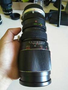 定焦300镜头佳能EF卡口,美能达MD卡口