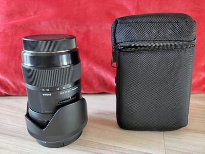 适马 18-35mm f/1.8 DC HSM Art 佳能口