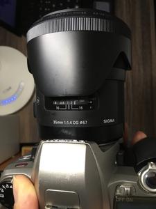 适马 35mm f/1.4 DG HSM Art(宾得口)