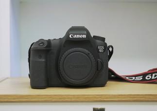 自用 canon 佳能 EOS 6D 全畫幅單反相