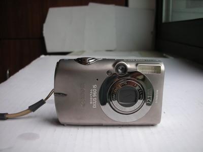 很新佳能 960 IS光学防抖经典相机,1.7大CCD,收藏使用