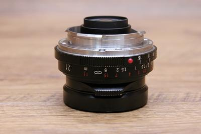 93新二手福伦达 21/4F Color-skopar 徕卡M口 21 4镜头360364