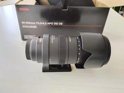 适马 APO 50-500mm f/4.5-6.3 DG OS
