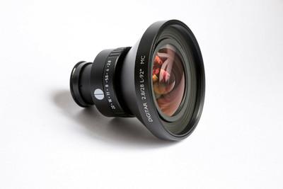 Schneider施耐德Digitar 28mm f2.8