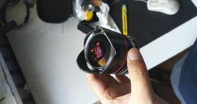 三阳samyang 8mm 2.8 鱼眼镜头