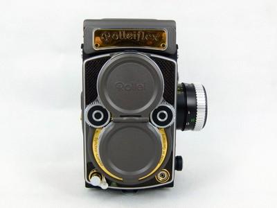 华瑞摄影器材-禄来75周年纪念金机