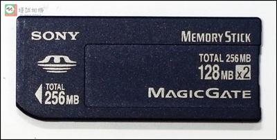 索尼 记忆棒 长棒(256MB)支持老数码相机老摄像机