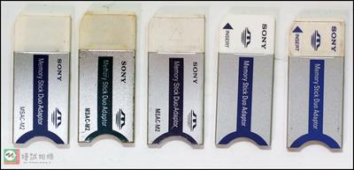 索尼MS卡短棒转长棒卡套