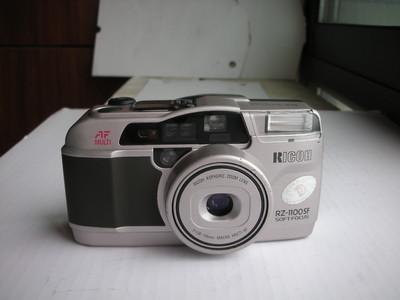 很新理光1100自动曝光便携式相机