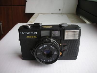 很新红梅JG--304A便携式相机,收藏使用