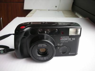 很新京瓷90自动曝光自动对焦便携式相机,收藏使用