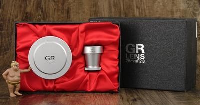 理光 28 2.8 GR L39螺口 限量版 箱说全 美品