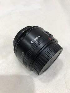 佳能 EF 50mm f/1.8 II 小痰盂 带B+W UV