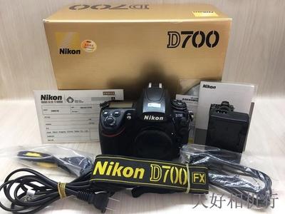 《天津天好》相机行 97新 行货带包装 尼康D700 机身