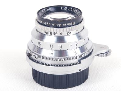 特价柯达 Ektar 47/2 莱 LTM镜军用版本#HK8138