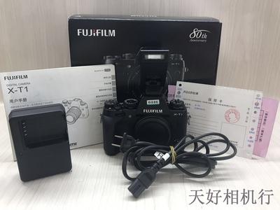 《天津天好》相机行 95新 行货带包装 富士XT-1