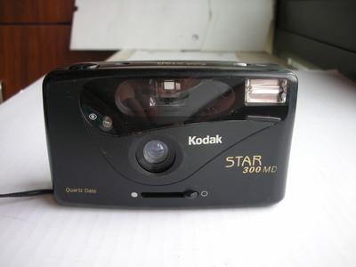 很新柯达STAR300MD自动曝光便携式相机,定焦镜头