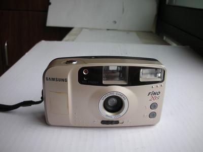 很新三星FINO20S便携自动相机,30mm广角镜头