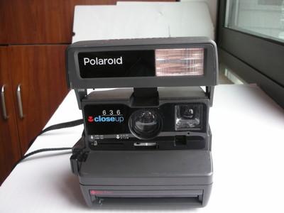 很新宝丽来636一次成像相机,收藏使用