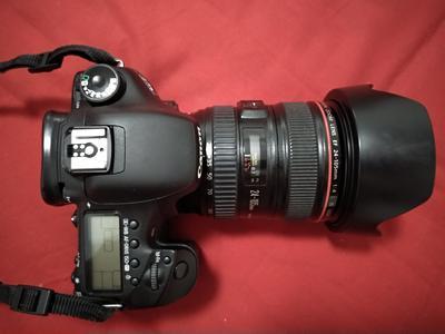 佳能 7D+24-105镜头