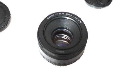 单反灭门,佳能 EF 50mm f/1.8 STM只要1块钱(不单卖)