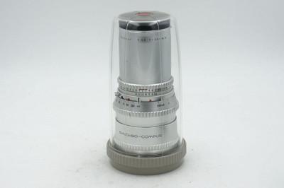 哈苏C 250 F5.6 收藏好成色 Hasselbald Sonnar 250mm f/5.6 C