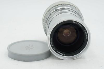 哈苏C 50 F4 银色镜头 Hasselbald Distagon 50mm f/4 C