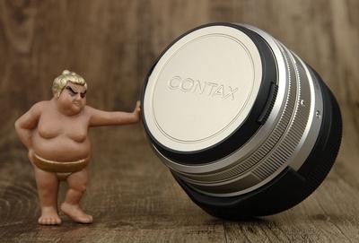 CONTAX 35 2 G35 极美品