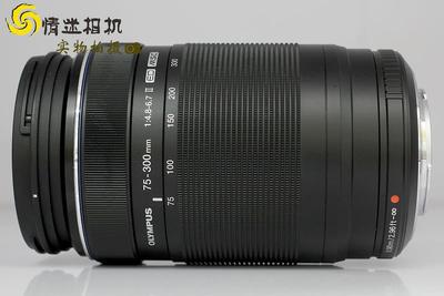 奥林巴斯75-300/4.8-6.7 II ED 小M4/3口  MSC(NO:6862)*
