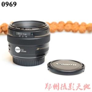 佳能 EF 50mm f/1.4 USM 人像定焦镜头 0969
