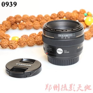 佳能 EF 50mm f/1.4 USM 人像定焦镜头 0939