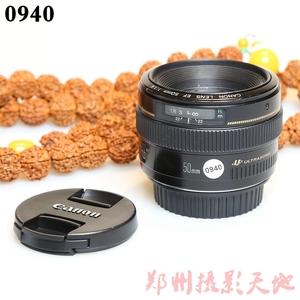 佳能 EF 50mm f/1.4 USM 人像定焦镜头 0940