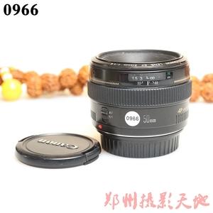 佳能 EF 50mm f/1.4 USM 人像定焦镜头 0966