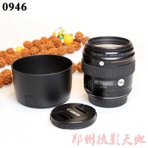 佳能 EF 85mm f/1.8 USM 人像定焦镜头 0946