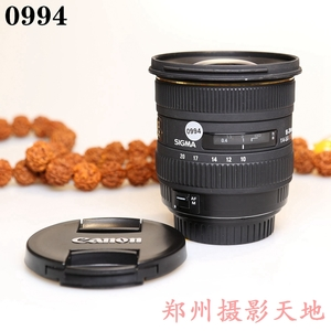 适马 10-20mm f/3.5 EX DC HSM 佳能口 半幅镜头 0994