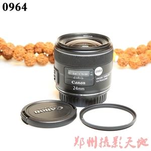 佳能 EF 24mm f/2.8 IS USM 全画幅单反镜头 0964