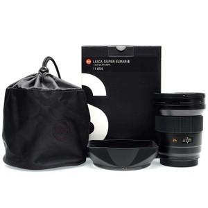 徕卡 Leica S 24/3.5 SUPER-ELMAR-S ASPH 广角镜头 带包装