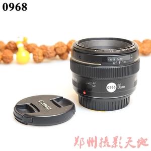 佳能 EF 50mm f/1.4 USM 人像定焦镜头 0968
