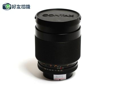 康泰时 Makro-Planar 100/2.8 AEG 微距镜头 德产 CY/YC口 *95新*