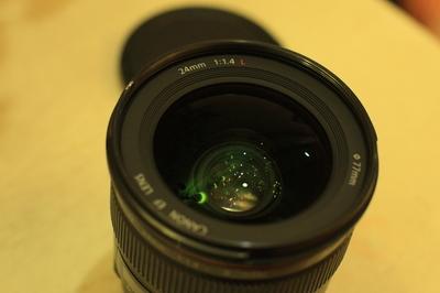 佳能EF 24mm f/1.4L II USM自用,同城见面优先可适当议价