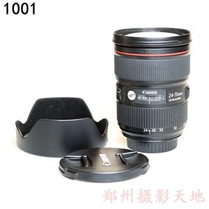 佳能 EF 24-70mm f/2.8L II USM 二代红圈 大三元 1001
